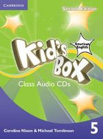 Kid's Box American English Level 5 - Caroline Nixon