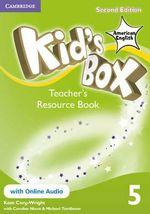 Kid's Box American English Level 5 Teacher's Resource Book - Kate Cory-Wright