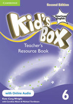 Kid's Box American English Level 6 Teacher's Resource Book with Online Audio - Kate Cory-Wright