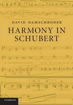 Harmony in Schubert - David Damschroder