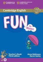 Fun for Movers Teacher's Book with Audio - Anne Robinson