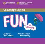 Fun for Starters, Movers and Flyers Audio CD - Anne Robinson
