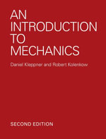 An Introduction to Mechanics - Daniel Kleppner