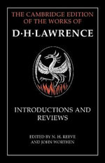 Introductions and Reviews - D. H. Lawrence