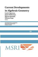 Current Developments in Algebraic Geometry