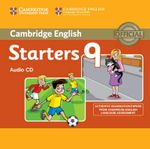 Cambridge English Young Learners 9 Starters Audio CD : Authentic Examination Papers from Cambridge English Language Assessment -  Cambridge Eng Lang Assessment
