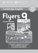 Cambridge English Young Learners 9 Flyers Answer Booklet : Authentic Examination Papers from Cambridge English Language Assessment - Cambridge Eng Lang Assessment