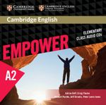 Cambridge English Empower Elementary Class with Audio - Adrian Doff