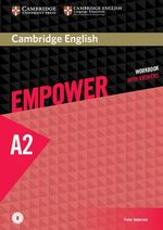 Cambridge English Empower Elementary Workbook with Answers with Downloadable Audio - Peter Anderson