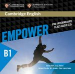 Cambridge English Empower Pre-Intermediate Class Audio CDs (3) - Adrian Doff