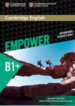 Cambridge English Empower Intermediate Student's Book : Intermediate - Adrian Doff