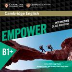 Cambridge English Empower Intermediate Class - Adrian Doff