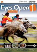 Eyes Open Level 1 Student's Book with Online Workbook and Online Practice - Ben Goldstein