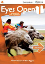 Eyes Open Level 1 Workbook with Online Practice - Vicki Anderson
