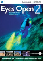 Eyes Open Level 2 Student's Book with Online Workbook and Online Practice - Ben Goldstein
