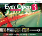 Eyes Open Level 3 Class Audio CDs - Ben Goldstein