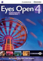 Eyes Open Level 4 Student's Book with Online Workbook and Online Practice - Ben Goldstein