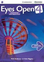 Eyes Open Level 4 Workbook with Online Practice - Vicki Anderson
