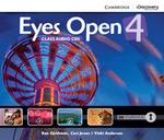 Eyes Open Level 4 Class Audio CDs (3) - Ben Goldstein