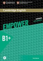Cambridge English Empower Intermediate Workbook with Answers with Downloadable Audio : Intermediate - Peter Anderson