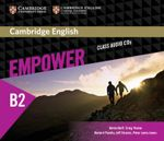 Cambridge English Empower Upper Intermediate Class Audio CDs (3) - Adrian Doff