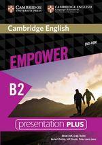 Cambridge English Empower Upper Intermediate Presentation Plus DVD-ROM - Adrian Doff