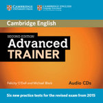 Advanced Trainer Audio CDs (3) - Felicity O'Dell