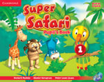 Super Safari Level 1 Pupil's Book with DVD-Rom : Level 1 - Herbert Puchta