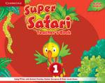 Super Safari Level 1 Teacher's Book : Level 1 - Lucy Frino