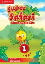 Super Safari Level 1 Class Audio CDs (2) - Herbert Puchta