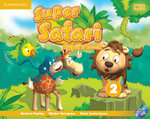 Super Safari Level 2 Pupil's Book with DVD-Rom : Level 2 - Herbert Puchta