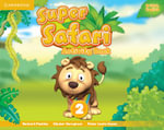 Super Safari Level 2 Activity Book - Herbert Puchta