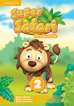 Super Safari Level 2 Flashcards (Pack of 71) - Herbert Puchta