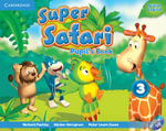 Super Safari Level 3 Pupil's Book with DVD-Rom : Level 3 - Herbert Puchta