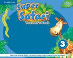 Super Safari Level 3 Teacher's Book : Level 3 - Lucy Frino