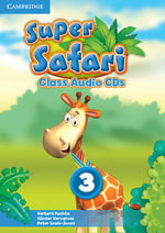 Super Safari Level 3 Class Audio CDs - Herbert Puchta