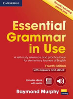 Essential Grammar in Use with Answers and Interactive eBook - Raymond Murphy