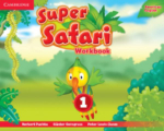 Super Safari Level 1 Workbook American English Edition - Herbert Puchta