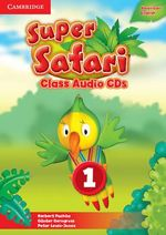Super Safari Level 1 Class Audio CDs (2) American English Edition - Herbert Puchta