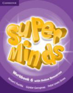 Super Minds Level 6 Workbook with Online Resources - Herbert Puchta