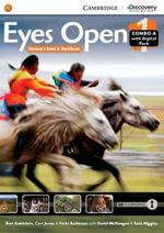 Eyes Open Level 1 Combo A with Online Workbook and Online Practice - Ben Goldstein