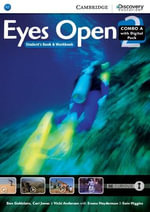 Eyes Open Level 2 Combo A with Online Workbook and Online Practice - Ben Goldstein