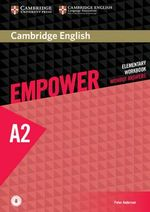 Cambridge English Empower Elementary Workbook Without Answers with Downloadable Audio : Elementary - Peter Anderson