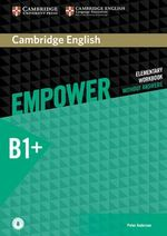 Cambridge English Empower Intermediate Workbook Without Answers with Downloadable Audio : Intermediate - Peter Anderson