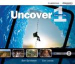 Uncover Level 1 Audio CDs (2) - Ben Goldstein