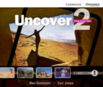 Uncover Level 2 Audio CDs - Ben Goldstein