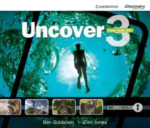 Uncover Level 3 Audio CDs (3) - Ben Goldstein