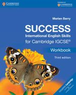 Success International English Skills for Cambridge IGCSE Workbook : Cambridge International Examinations - Marian Barry