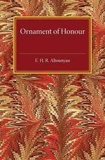 Ornament of Honour - E. H. R. Altounyan