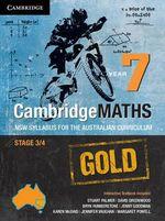 Cambridge Mathematics Gold NSW Syllabus for the Australian Curriculum Year 7 Pack - Stuart Palmer